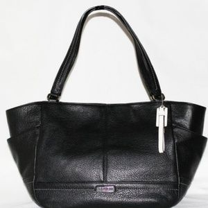 Coach Tote, Park Leather Carrie Tote